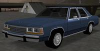 Ford Crown Victoria - 1989 para GTA San Andreas