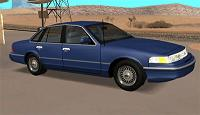 Ford Crown Victoria LX - 1994 para GTA San Andreas