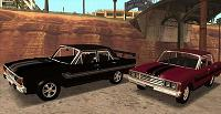 Ford Falcon Sprint 221 - 1973 para GTA San Andreas