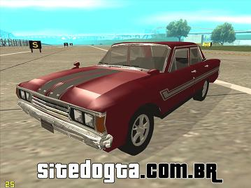 Ford Falcon Sprint 221 para GTA San Andreas