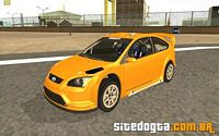 Ford Focus RS WRC 2008 para GTA San Andreas