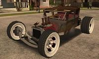 Ford Model T - 1925 para GTA San Andreas
