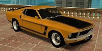 Ford Mustang Boss 302 - 1969 para GTA San Andreas