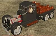 Ford Model T Truck - 1927 para GTA San Andreas