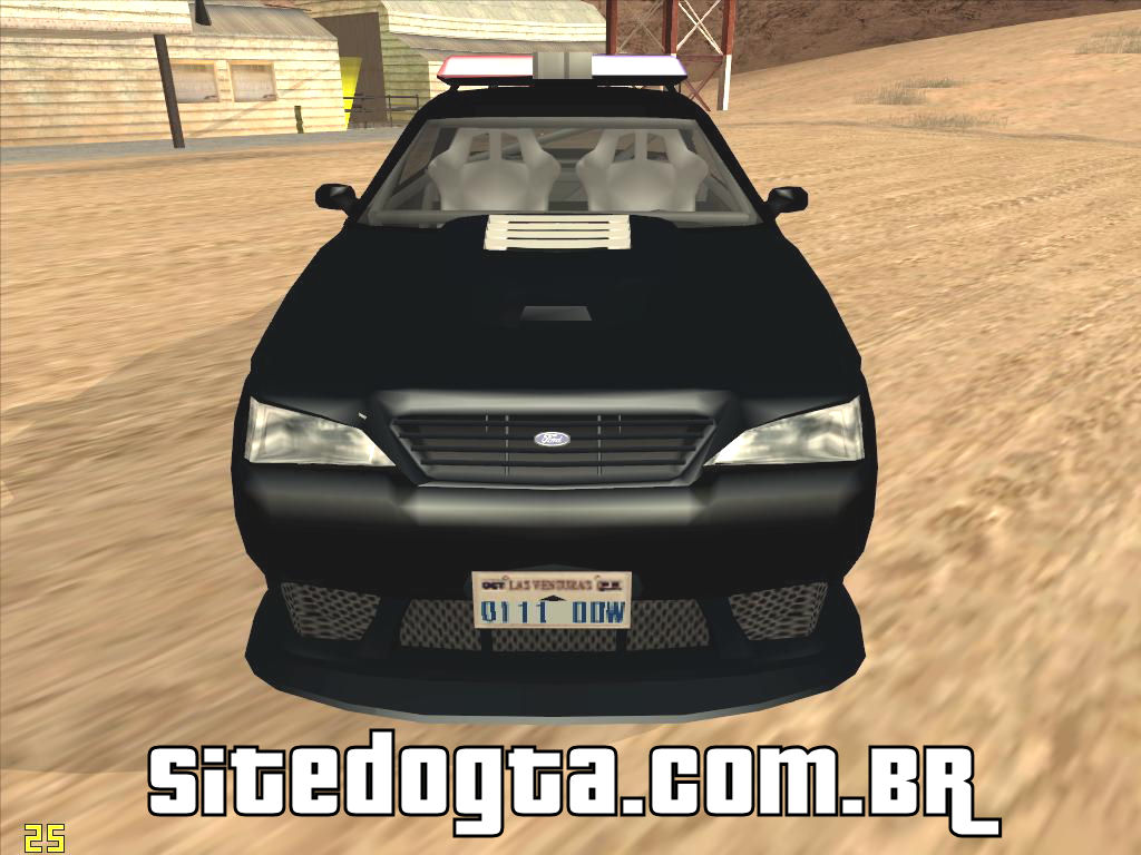 No Cops Cheat For Grand Theft Auto: San Andreas On