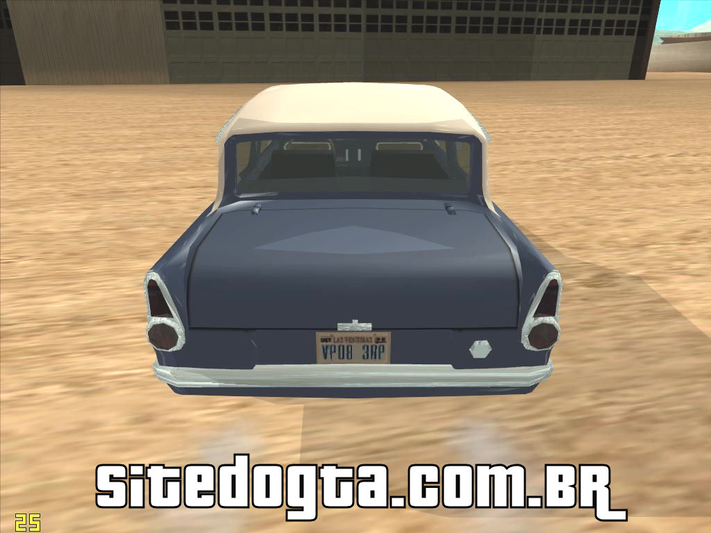 Ford Anglia 1959 - GTA San