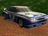 Ford Capri RS Cosworth para GTA San Andreas