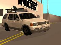 Ford Explorer - 2002 para GTA San Andreas