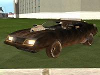 Ford Falcon Last V8 Interceptor para GTA San Andreas
