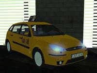 Focus Taxi
