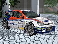 Focus WRC - 2002