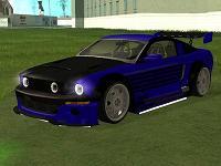 Mustang Street Racer