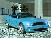 Ford Shelby GT-500 para GTA San Andreas