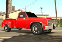 GMC 454 Pick-up para GTA San Andreas