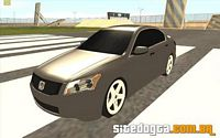 Honda Accord 2008 para GTA San Andreas