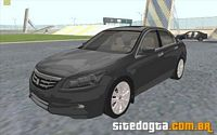 Honda Accord 2011 para GTA San Andreas