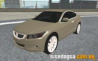 Honda Accord Coupé 2009 para GTA San Andreas