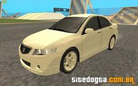 Honda Accord Type-S 2003 para GTA San Andreas