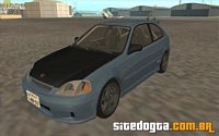 Honda Civic EK9 Spoon Type-R para GTA San Andreas