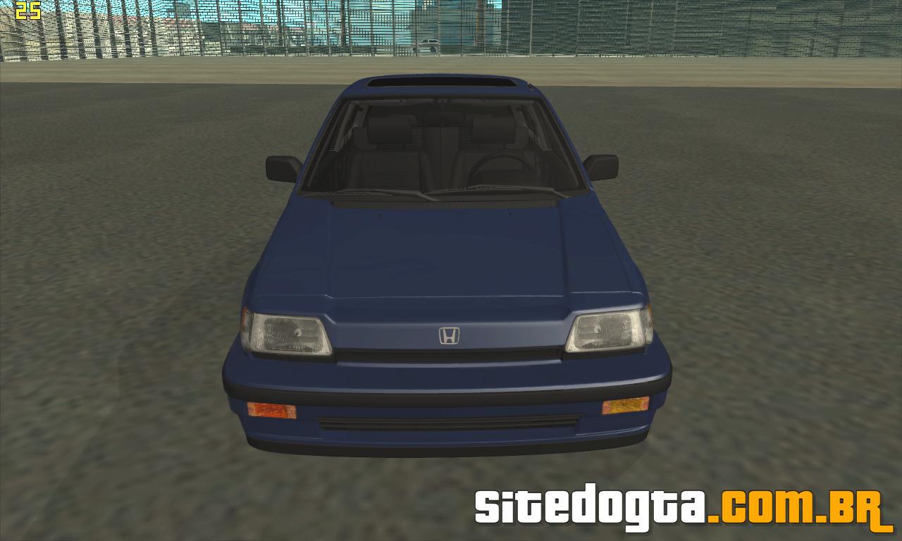 Carros Da Honda Para GTA San Andreas