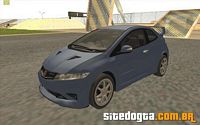 Honda Civic Type-R Mugen 2009 para GTA San Andreas