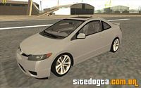 Honda New Civic Si Coupé para GTA San Andreas