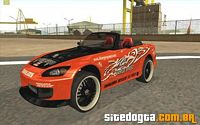 Honda S2000 Chargespeed Japan para GTA San Andreas