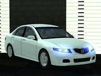 Honda Accord Comfort - 2003