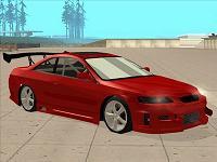 Honda Accord Drift