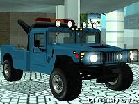 Hummer H1 Towtruck