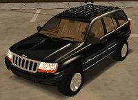 Jeep Grand Cherokee 1999 para GTA San Andreas