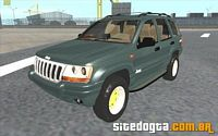 Jeep Grand Cherokee 2005 para GTA San Andreas