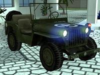 Jeep Willys MB para GTA San Andreas