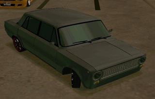 Lada 2101 Optical Tuning para GTA San Andreas