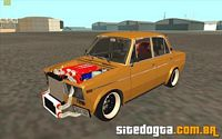 Lada 2103 V6 By-Turbo DriftKit para GTA San Andreas
