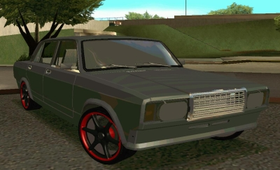Lada 2107 Optical Tuning para GTA San Andreas