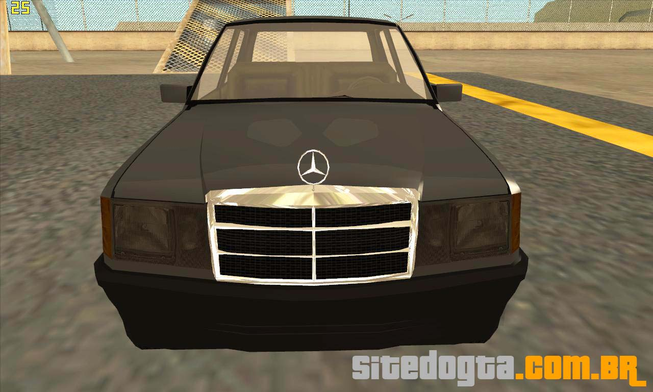 Mercedes benz 190e para gta san andreas site do gta for Mercedes benz homepage