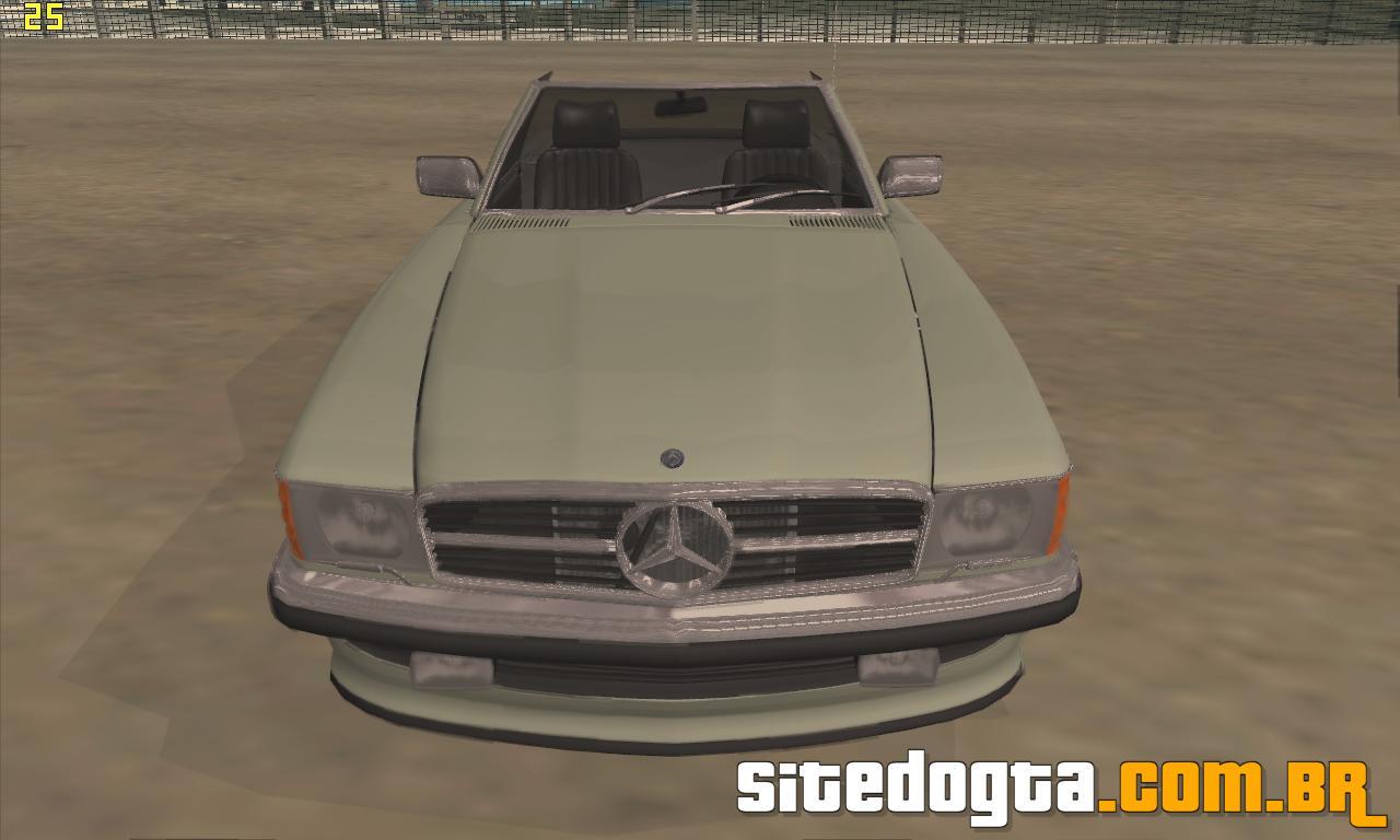 Mercedes benz 350 sl para gta san andreas site do gta for Mercedes benz homepage