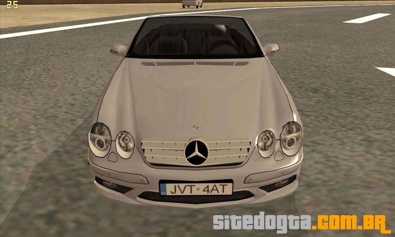 Mercedes benz cl65 cabriolet c215 para gta san andreas for Mercedes benz cl65