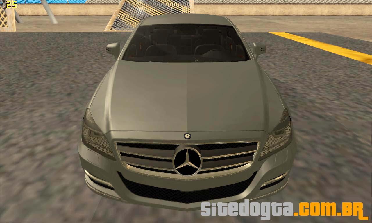 Mercedes benz cls 350 2011 para gta san andreas site do gta for Mercedes benz homepage