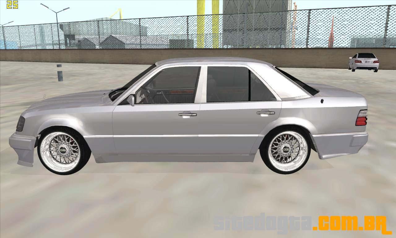 Mercedes benz e500 para gta san andreas site do gta for Website mercedes benz