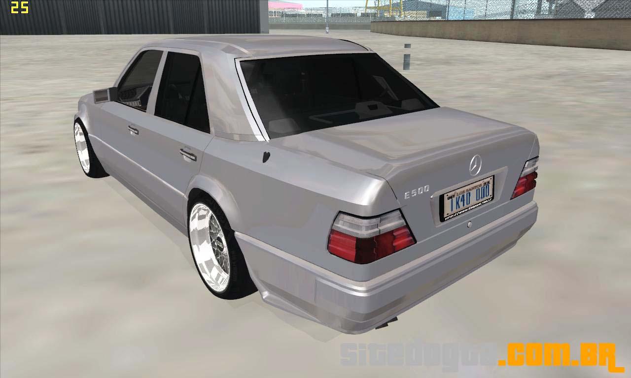 Mercedes benz e500 para gta san andreas site do gta for Mercedes benz homepage