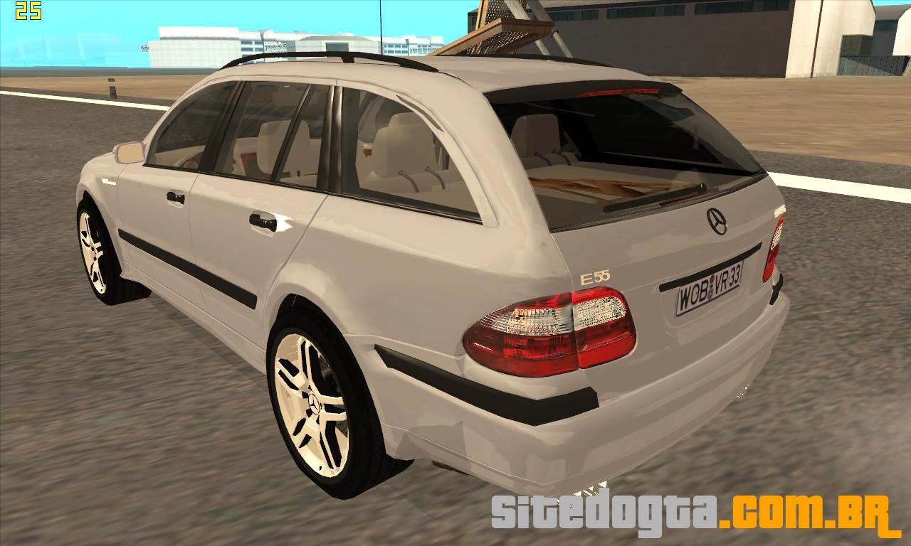 Mercedes Benz C63 Amg Para Gta San Andreas Site Do Gta ... - photo#13