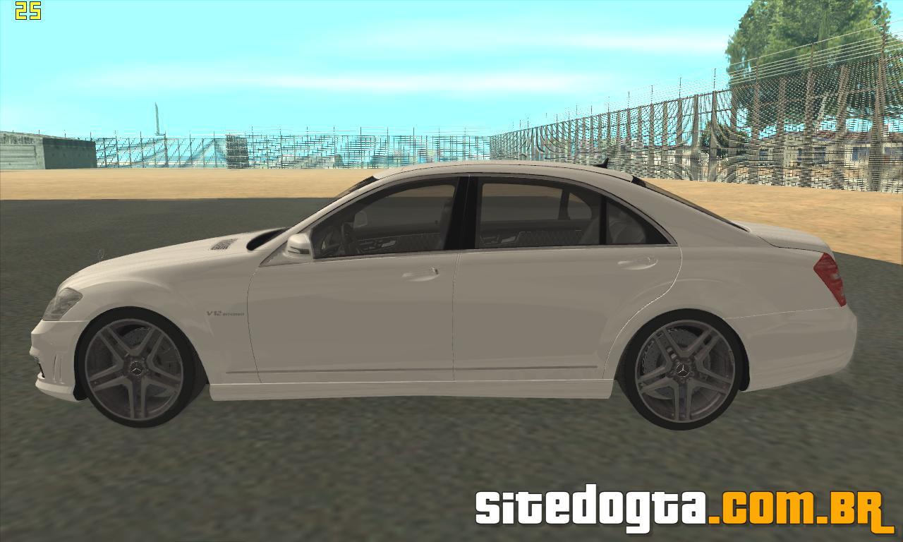 Mercedes benz s65 amg 2012 para gta san andreas site do gta for Mercedes benz amg s65