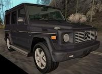 Carros da Mercedes-Benz para GTA San Andreas | Site do GTA