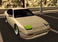 Nissan 180SX HellaFlush