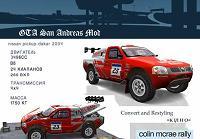 Nissan Pick-Up Dakar 2004