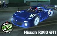Nissan R 390 GT1
