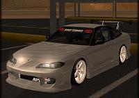 Nissan S15 240sx