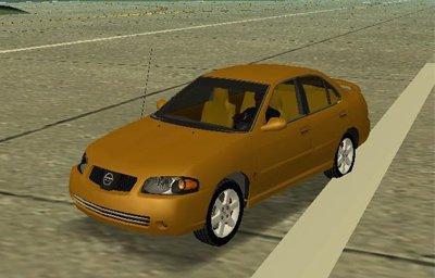Nissan Sentra SE-R Spec-V 2004 para GTA San Andreas   Site ...